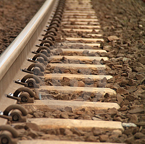 Railway Track Royalty Free Stock Photos - Image: 23451218