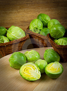 Brussels Sprout Stock Images - Image: 23461624