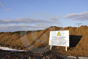 Warning Sign Stock Images - Image: 23467914