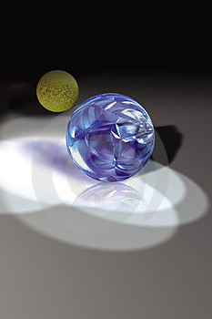 Glass  Ball Stock Photo - Image: 23472670