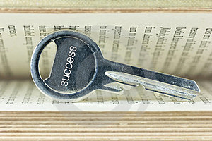 Key To Success Royalty Free Stock Images - Image: 23474109