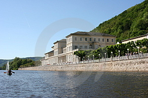Water Tower In Bad Ems Germany Stock Photo - Image: 2353430