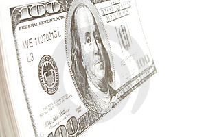 Big Money Copyspace Bottom Royalty Free Stock Photo - Image: 2354875