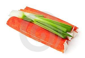 Crab Sticks Royalty Free Stock Image - Image: 23500596