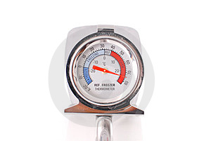 Cooking Thermometer Royalty Free Stock Images - Image: 23517199
