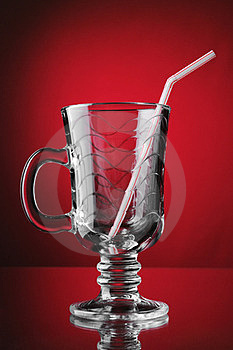 Glass For Mulled Wine Royalty Free Stock Photos - Image: 23521418