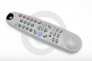 Television Remote Royalty Free Stock Images - Image: 23523979