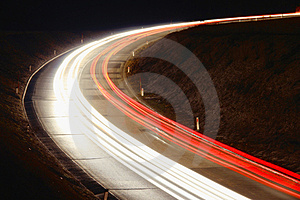 Fast Curves Royalty Free Stock Images - Image: 23526629