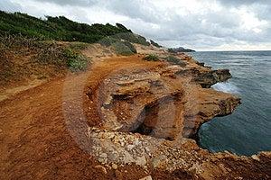 Shipwreck Beach - Kauai, Hawaii, USA Stock Photo - Image: 23537810