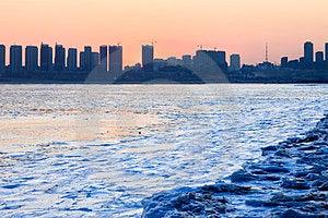 Frozen Sea Stock Photos - Image: 23538173