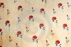 Rose Pattern Royalty Free Stock Photos - Image: 23541208
