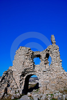 Ancient Fortress Royalty Free Stock Image - Image: 23544566