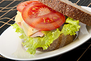 Sandwich Stock Images - Image: 23545104