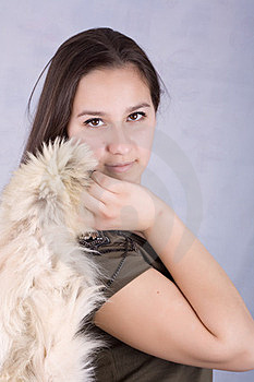 Fashion Portrai Stock Photography - Image: 23545172