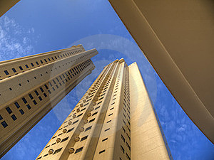 Buildings Royalty Free Stock Image - Image: 23556176