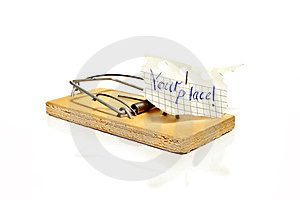 Mousetrap Royalty Free Stock Photography - Image: 23561947