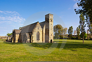 St Peter's Church In Sunderland Stock Photography - Image: 23568682