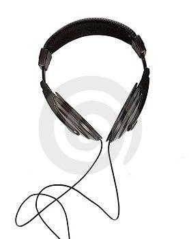 Headphones Stock Photo - Image: 23572050