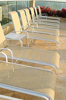 Deck Seats. Stock Image - Image: 23578571