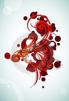 Elemento Di Disegno Fotografie Stock - Immagine: 23579823