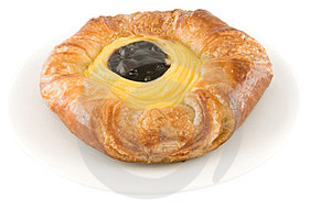 Blue Berry Danish Pie Royalty Free Stock Images - Image: 23587719