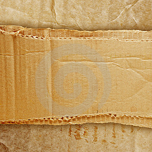 Riped Grunge Cardboard Background Royalty Free Stock Photography - Image: 23596867
