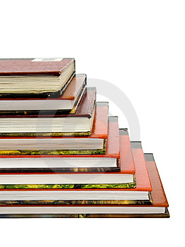 Heap Of Books Royalty Free Stock Photos - Image: 2369068