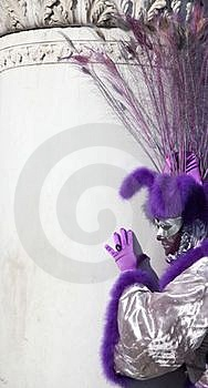 Carnival Mask Royalty Free Stock Photography - Image: 23605027
