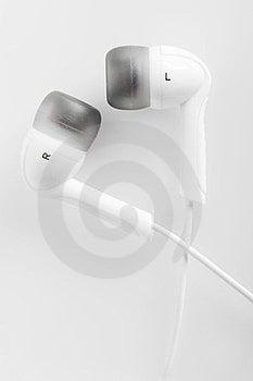 Hi-fi Headphones Royalty Free Stock Image - Image: 23616756
