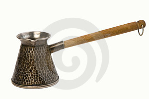Turkish Coffee Pot Stock Photo - Image: 23627960