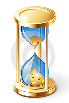 Hourglass Royalty Free Stock Photography - Image: 23635567