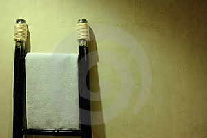 Hanging Towels. Royalty Free Stock Photo - Image: 23649925