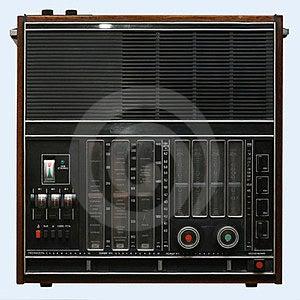Old Radio Royalty Free Stock Photo - Image: 23661545
