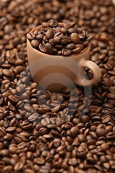 Coffee Beans Royalty Free Stock Photo - Image: 23661615