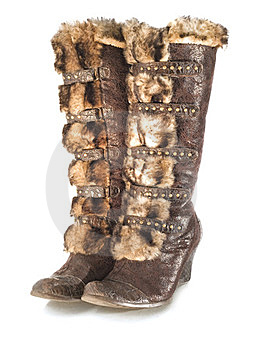 Womens Boots Stock Images - Image: 23666174