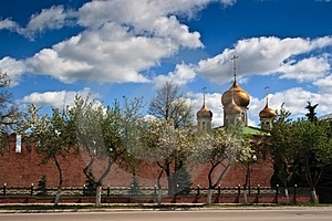 Russia Tula Kremlin Stock Photography - Image: 23671972