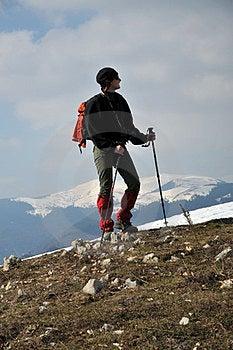 Hiker Royalty Free Stock Photo - Image: 23674665