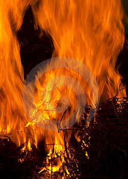 Fire And Flaming Royalty Free Stock Images - Image: 23676359