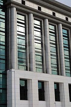 Modern Facade Royalty Free Stock Photos - Image: 23682828