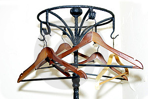 Hangers Royalty Free Stock Photo - Image: 23692085