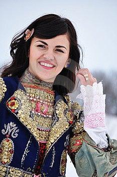 Portrait Of A Woman Stock Photos - Image: 23692173