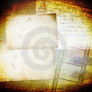 Grunge Retro Background Stock Photos - Image: 23694943