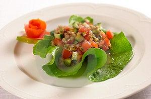 Fruit Salad With Pepino Fruit Royalty Free Stock Photos - Image: 2371308