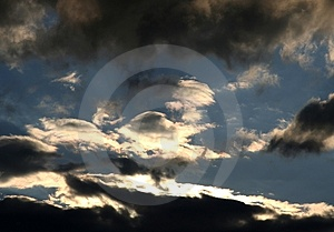 Cloudy Sky Stock Photos - Image: 2371443