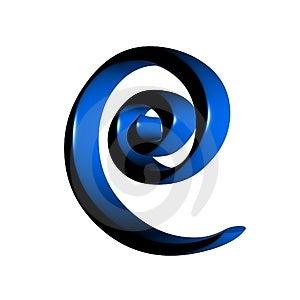 Email Symbol Stock Photos - Image: 2374243