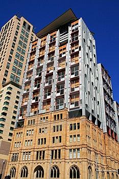 Modern Sydney City Skyscraper Royalty Free Stock Photography - Image: 2377657