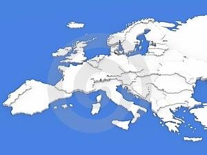 Europe Royalty Free Stock Images - Image: 23701709