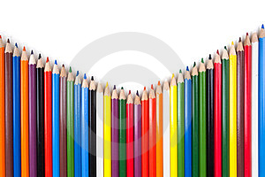 Various Colour Pencils Royalty Free Stock Photography - Image: 23716247