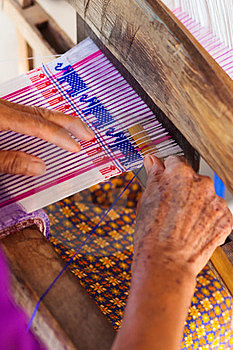 Weave Homemade Royalty Free Stock Photos - Image: 23717768