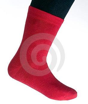 Rote Ablage Lizenzfreie Stockfotos - Bild: 23739138